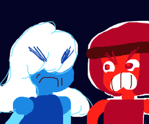sapphire disagrees w/ ruby