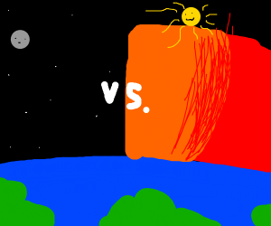night vs day