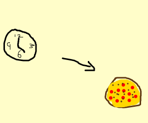 pizza time!!!