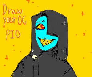 Draw your O.C p.i.o!