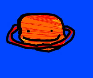 Hilarious Saturn