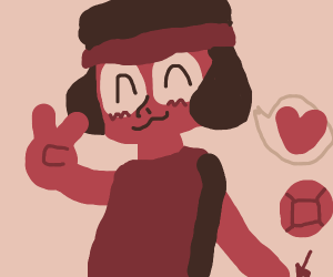 Ruby from steven universe