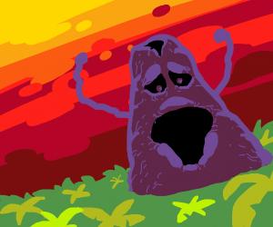 George the Volcano
