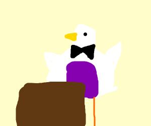 Exotic executive birds