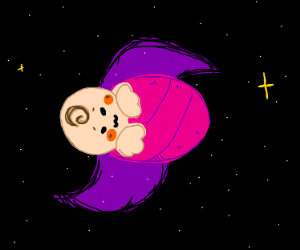 Giant Space Baby