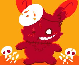 murderous easter bunny