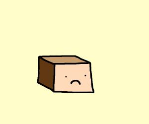 lone cube