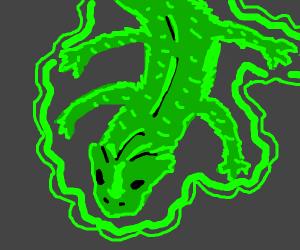 Radioactive Reptile
