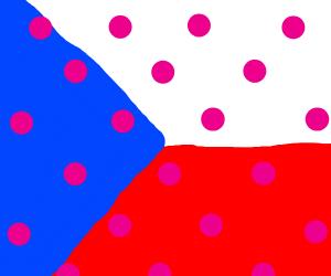 Polka Dots over the Czech Republic