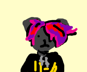 Emo Mickey Mouse