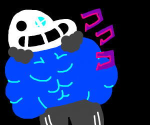 muscle sans is in smash