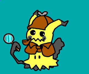 Detective Mimikyu