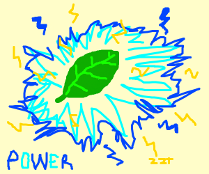 Leaf of Power