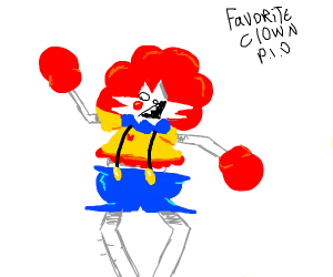 Your favorite clown.