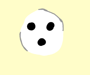 Shy Guy's mask