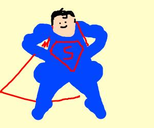 Superman Power Stance