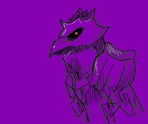 That new crow Pokemon