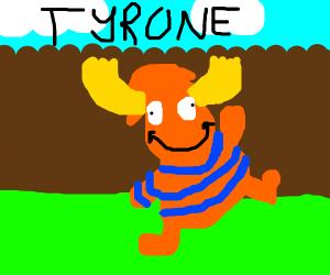 Derp Tyrone (BACKYARDIGANS)