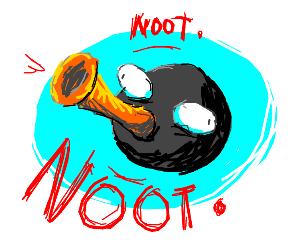 Pingu nooting
