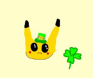 Detective Pikachu Gon Irish