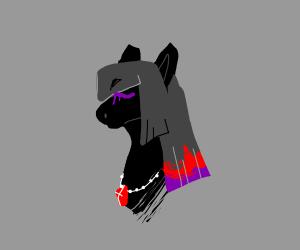 emo my little pony