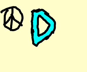 D is for peace