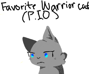 Favourite warrior cats PIO