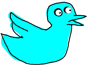 The Twitter Bird is Visibly Distraught