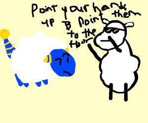 mareep and the nEw  SHEeP pOkeMon