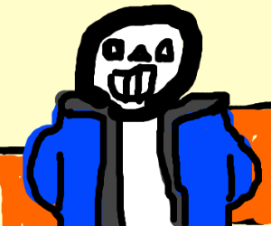 Sans in the sands