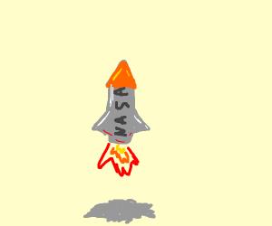NASA rocket launches