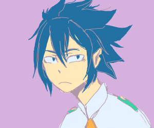 Tamaki Amajiki (BNHA) - Drawception