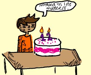 Birthday cake for 12yo millennial?