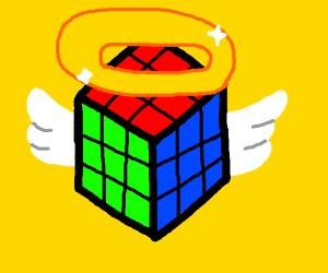 The holy rubix cube
