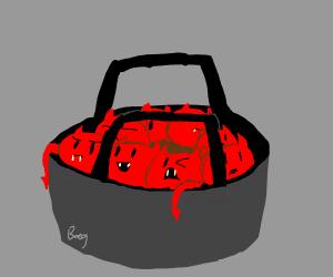 Cute Demons In Your Bag!