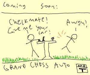 Grand Chess Auto (GTA ripoff)