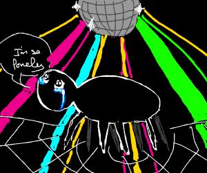 Lonely Spider Disco