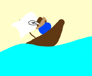blueberry's boat