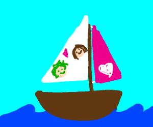The Ship has Sailed