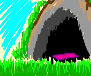 Carpet in a Cave