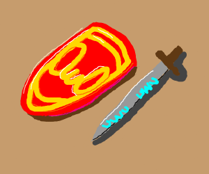 owo shield and uwu sword