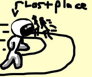 Last Place Astronaut