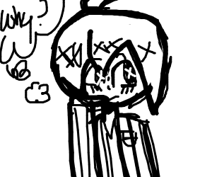 Shuichi questioning why