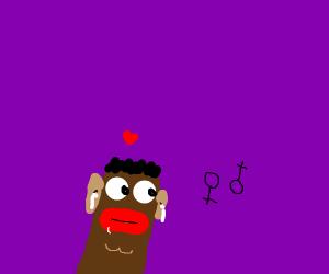 brown thing is bisexual