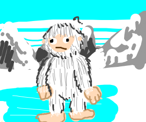 Derpy Yeti