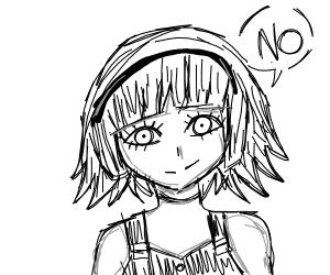 Makoto (P5) says no
