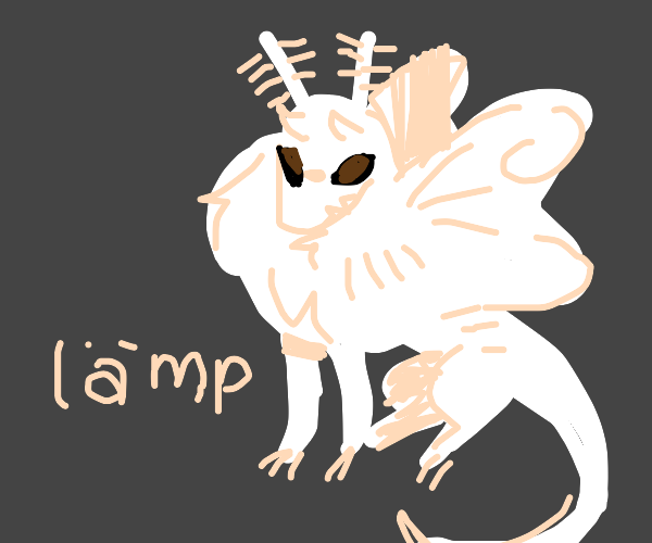 Moth Dragon