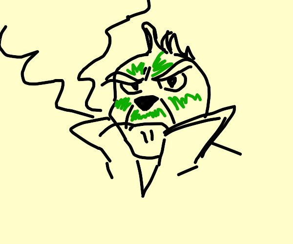Greaser Grinch