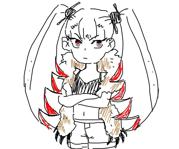 Bear trap-chan