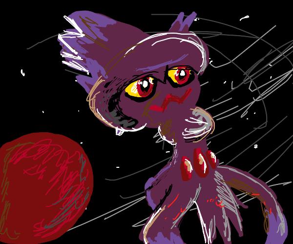 Mismagius in space